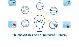 Copy of Childhood Obesity: A Super-Sized Problem
