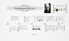 Copy of E.H Carr, The Historian