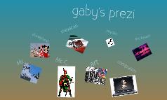gaby's prezi