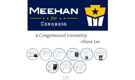 A Congressional Internship