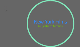 New York Films