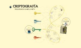 Copy of CRIPTOGRAFÍA