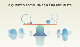 QUETÃO SOCIAL NA NO REPÚBLICA