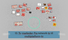 13. Tv-markeder: Fra network-tv til multiplatform-tv