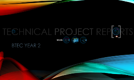 Technical project report