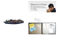 Migration and Europe