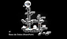 Base de Datos SharePoint