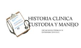 Historia clinica  ESM  6019