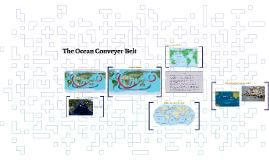The Ocean Conveyer Belt