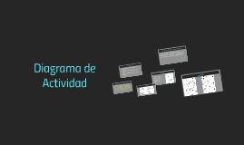 Diagrama de activida