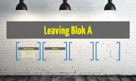 Leaving Blok A