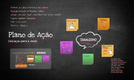 Copy of Copy of Copy of Copy of Plano de Ação