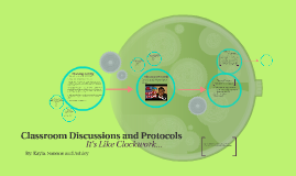 Classroom Discussions and Protocols