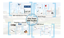 One Team BIM Toolkit v2