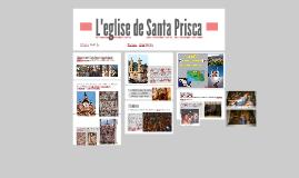 L'eglise de Santa Prisca