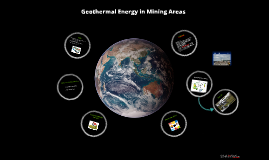 Canada Geothermal Energy in Mining Areas