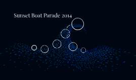 Sunset Boat Parade 2014
