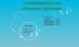Contaminación con