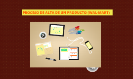 PROCESO DE ALTA WALMART
