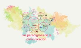 Copy of Los paradigmas de la comunicación
