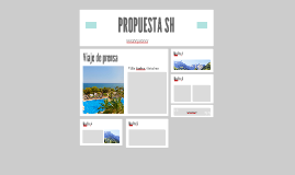 PROPUESTA SH