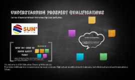 Understanding Prospect QUalifications