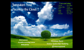 Creating a Literacy Classroom in the Cloud