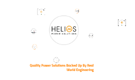 Helios Power Solutions