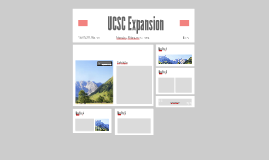 UCSC Expansion