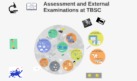Assessment and External Examinations at TBSC