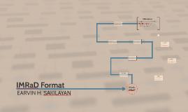Copy of IMRaD Format