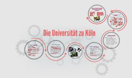 Die Universität zu Köln
