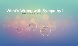 What's Wrong with Sympathy?