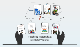 Teaching materials at secondary school