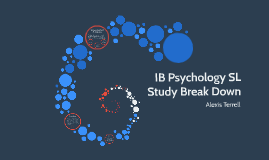 IB Psychology SL