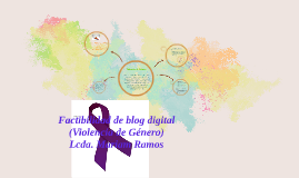 Copy of Factibilidad de blog digital