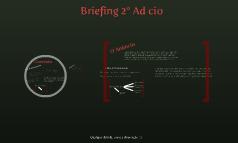 Briefing Ad Cio