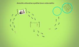 Poblaciones vulnerables - Paul Castaño