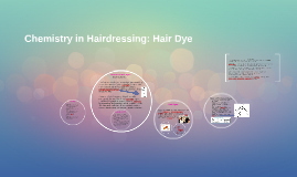 Chemistry in Hairdressing - Hair Dye
