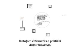 A politikai diskurzusok elemzése