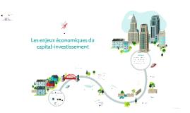 Les enjeux économiques du capital-investissement