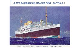 O ANO DA MORTE DE RICARDO REIS - CAPÍTULO 1