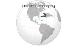 Haiti Geography