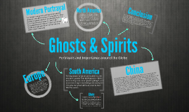 Copy of Ghosts & Spirits