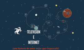 Copy of TELEVISIÓN