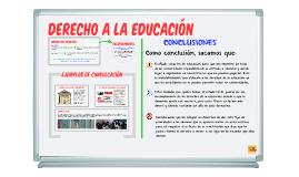 Copy of derecho a la educación