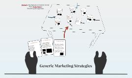 Generic Marketing Strategies
