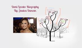 Biography of Demi Lovato