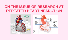 ON THE ISSUE OF RESEARCH AT REPEATED HEARTINFARCTION