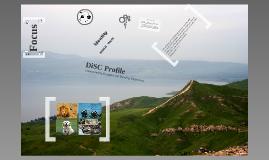Copy of DiSC Profile